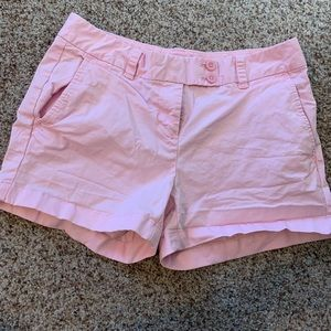 Vineyard vines chino shorts- light pink